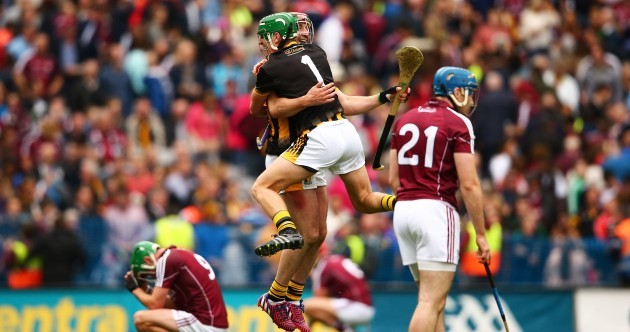 18 pictures that capture those moments of Kilkenny euphoria and Galway heartbreak