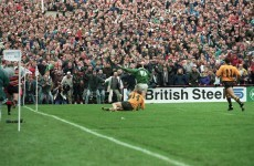 'This deathly silence…'  An oral history of Ireland and Australia's World Cup 91 quarter final