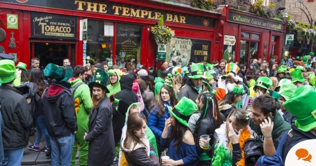 Tourists just love Ireland for the craic and friendliness