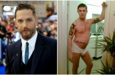 Tom Hardy thinks his cringey old MySpace photos are 'glorious'… It's the Dredge