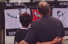 This brilliant Dundalk FC video shows what makes supporting a LOI club special