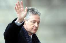 Peter Robinson has resigned as First Minister of Northern Ireland