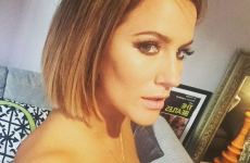 Caroline Flack accidentally flashed her 600,000 Instagram followers… It's the Dredge