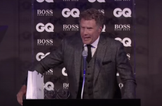 Will Ferrell trolled Jose Mourinho and Chelsea at the GQ Awards