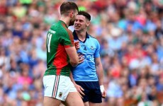 Headbutt? Feigning injury? Dubs star McMahon rejects claims from Mayo game