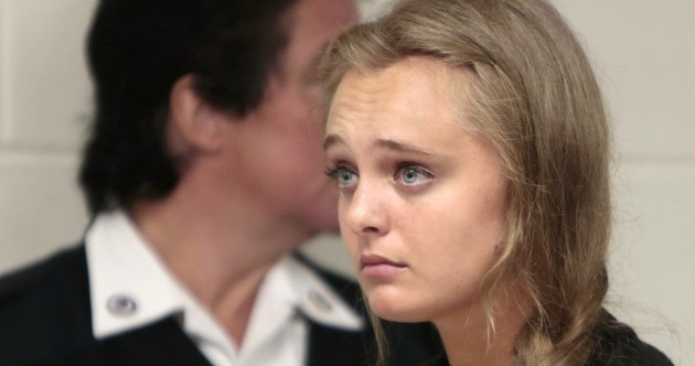 "Teen girl charged with ""recklessly"" encouraging her boyfriend to take his own life"