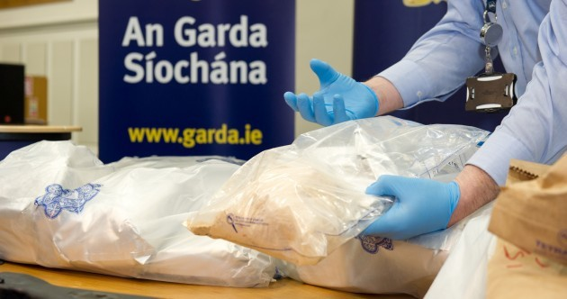 Why have Gardaí and Revenue still not destroyed nearly €500 million worth of drugs?