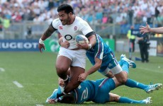'I didn't assault any of the police officers' – England outcast Tuilagi