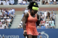One of sport's great upsets? Unseeded Italian ends Serena's calendar slam hopes