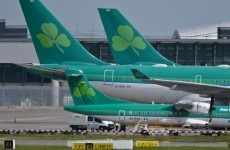Bomb alert at Dublin Airport after note found on Aer Lingus plane