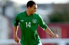 Ireland U21 striker does his best Zidane impression, leaves 3 opponents for dead