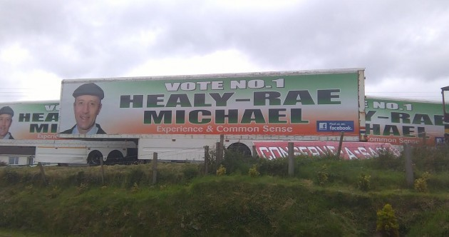 In case you're wondering whether the Healy-Raes are ready for the election…