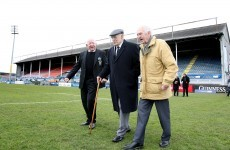 Tributes paid to Grand Slam winner and Ireland's oldest surviving football international
