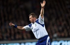 Rugby referee Nigel Owens has some interesting thoughts on officiating in soccer