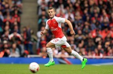 Remember Jack Wilshere's 'little injury setback'… turns out it was more serious than that
