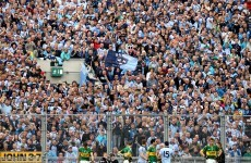 One fan watching Kerry-Dublin has been at All-Ireland finals for the last 70 years