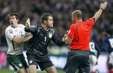 'He was probably never quite the same referee again. It changed him as a man'