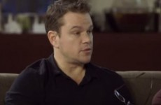 Here's why Twitter is raging against Matt Damon and accusing him of 'mansplaining'