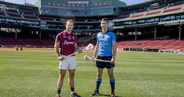 We'll Leave It There So: Hurling at Fenway, Man United star's horror injury and today's sport