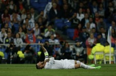 The football world can't stop laughing at Sergio Ramos' blatant dive last night