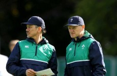 Open Thread: Pick your Ireland team to face Canada