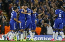Chelsea put league form aside as only English club to win on the opening week
