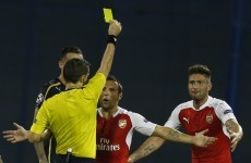 Grim night for Arsenal in Zagreb as Gunners suffer European defeat