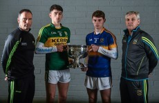 Poll: Tipperary or Kerry – who'll win Sunday's All-Ireland minor football final?
