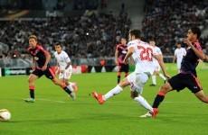 Liverpool denied despite this stunning piece of individual brilliance from Adam Lallana