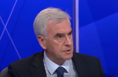 """Britain's new Shadow Chancellor has apologised for saying IRA members should be """"honoured"""""""
