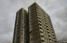 The final Ballymun tower is to be demolished this Monday…