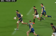 There was a thrilling 14-point turnaround in the last 3 minutes of this ITM Cup match
