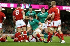 As it happened: Ireland v Canada, Rugby World Cup