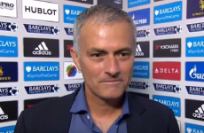 'I don't know where you see controversy' – Defiant Mourinho defends Chelsea