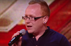 Irish Eurovision fans might've noticed a familiar face on last night's X Factor