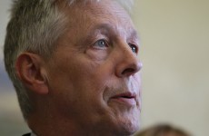 DUP leader Peter Robinson has been admitted to hospital