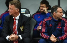 Van Gaal accused of ignoring Giggs in favour of Dutch coaches
