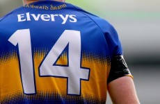 The Tipperary minors paid tribute to Eddie Connolly at Croke Park today