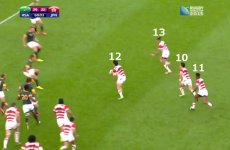 Analysis: Japan's shock RWC win included a stunning set-piece try
