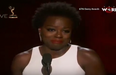 Watch Viola Davis' moving speech after becoming the first black woman to win Best Actress Emmy