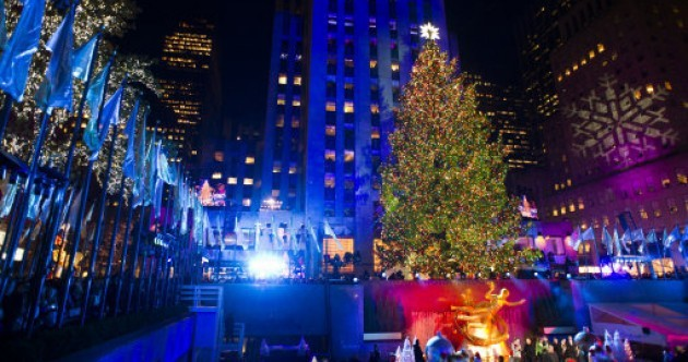 Dublin is getting a 50-foot 'Rockefeller-style' Christmas tree this year