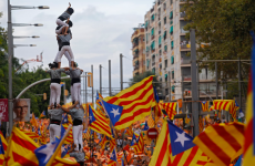 """Catalan leaders want voters to """"give the finger"""" to Spain"""