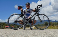 This madman is cycling 1,250km home from Spain to see his club in a Cork county final