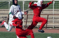 Iran women's football captain isn't at a major tournament – because her husband won't let her go