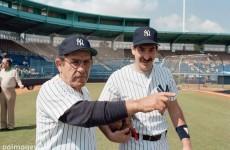 One of baseball's legendary names, Yogi Berra has died