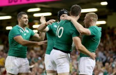 Analysis: Who did what for Ireland at the rucks in their World Cup opener?