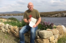 This councillor doesn't know who filled out his Irish Water form, but it wasn't him