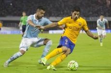 Celta Vigo used some pretty unsophisticated tactics to stop Suarez last night