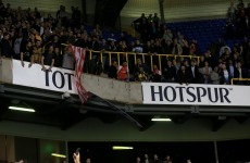 Police launch investigation after some Arsenal fans cause trouble at White Hart Lane