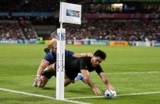 Milner Skudder puts Argentina behind him to dazzle in All Blacks win